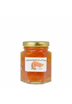 Bosbessenkwekerij La Française Sinaasappel marmelade La Française 50/135/325g