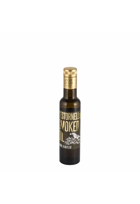 Olives & More L'Estornell / Gerookte Arbequina Extra Vergine Olive Oil (EVOO) (250 ml)
