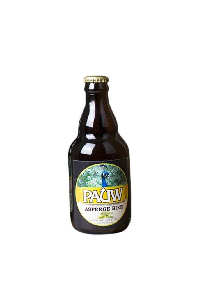 Verslokaal De Buurman Pauw bier - asperge bier (33cl)