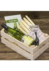 Bourgondisch Limburg asperges & wijn verwenpakket