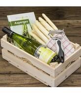 asperges & wijn verwenpakket