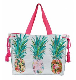 Bulaggi Bulaggi Pineapple Beach Shopper