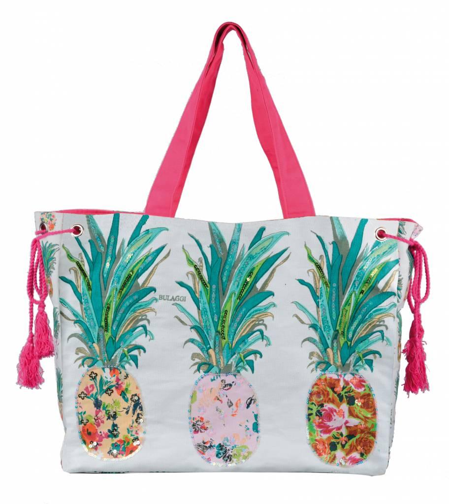 Bulaggi Bulaggi Pineapple Beach Shopper
