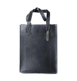 MYOMY MY PAPER BAG Long Handle Off Black
