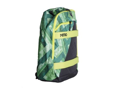 Nitro Nitro Backpack Axis Wicked Green