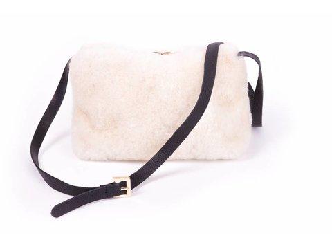 MYOMY MYOMY My Black Bag Little Black Bag White