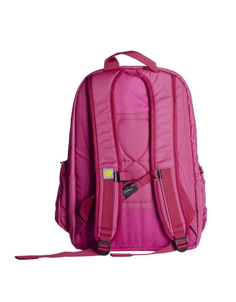 Björn Borg Bj̦örn Borg Wedge Backpack (Cranberry)