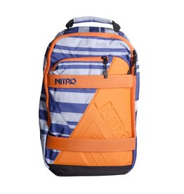 Nitro Nitro Backpack Axis Heather Stripes