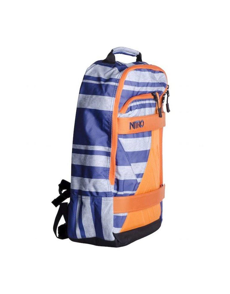 Nitro Nitro Backpack Axis Heather Stripes