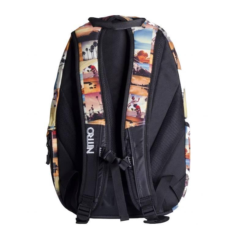 Nitro Nitro Backpack Stash California