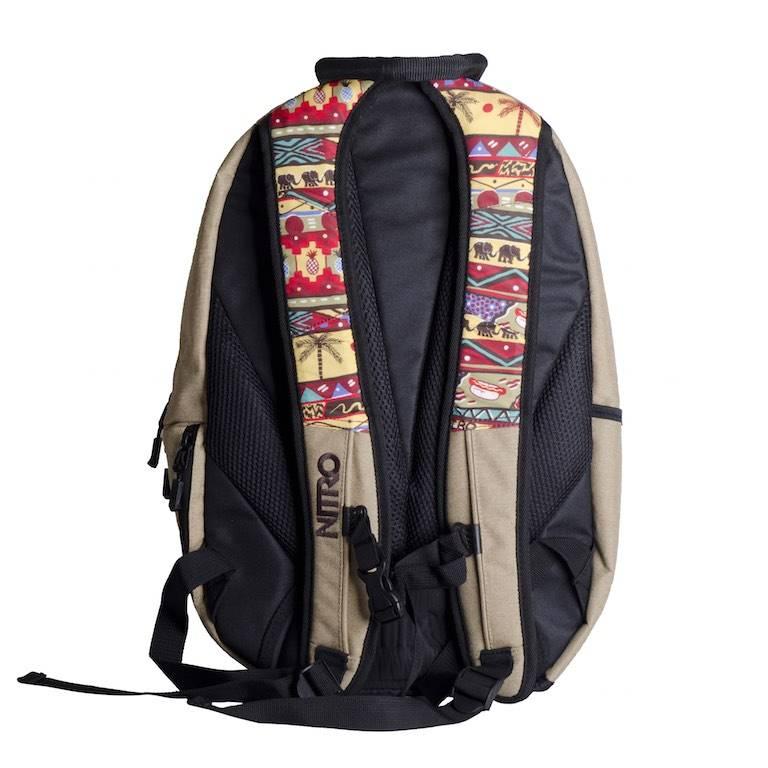 Nitro Nitro Backpack Stash Safari