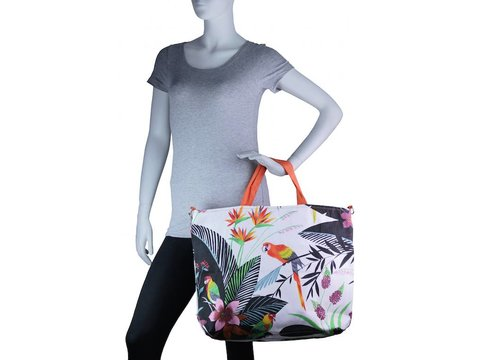 Bulaggi Bulaggi Parrot Beach Shopper