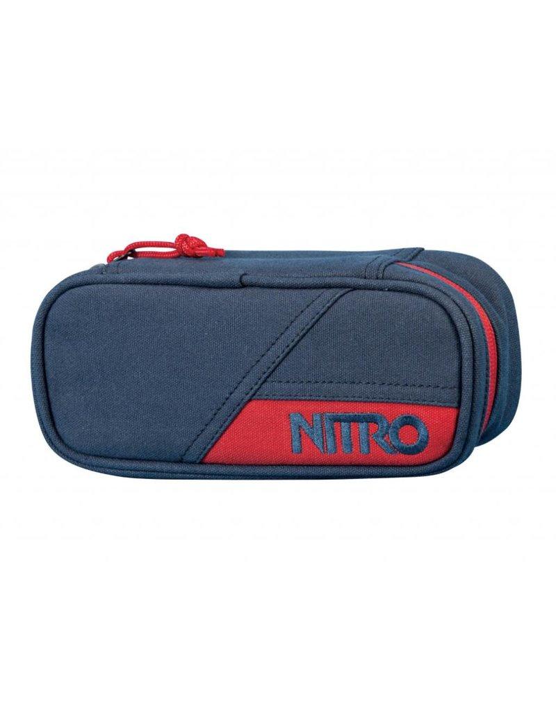 Nitro Nitro Pencil Case Midnight
