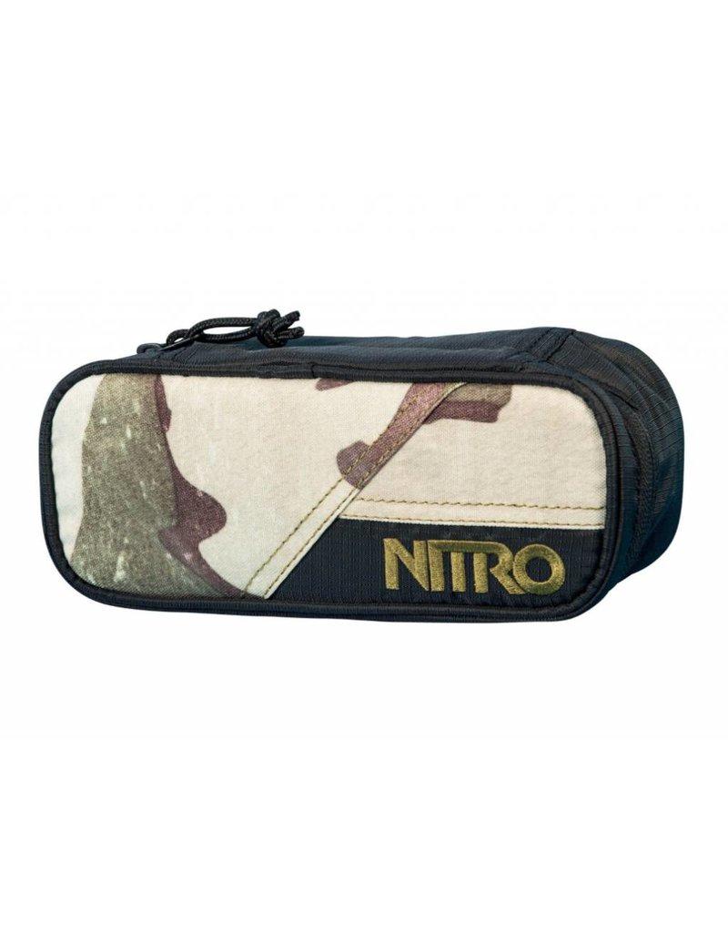 Nitro Nitro Pencil Case Camo