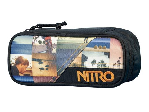 Nitro Nitro Pencil Case California