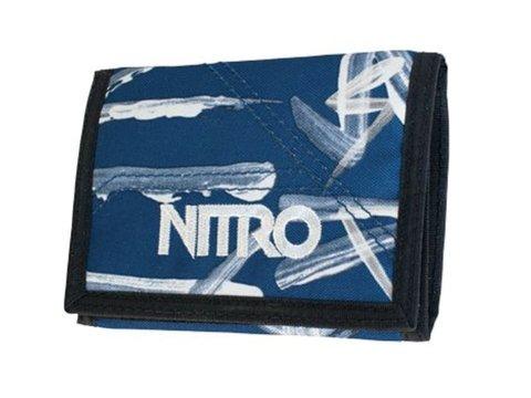 Nitro Nitro Wallet Midnight Portemonnee