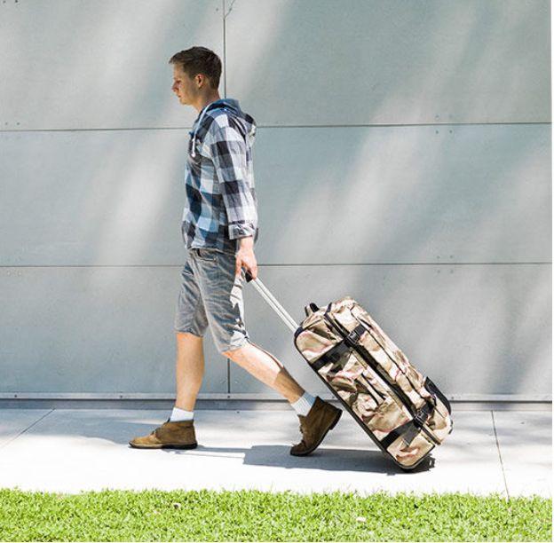Nitro Nitro Travel Bag Team Gear Blur