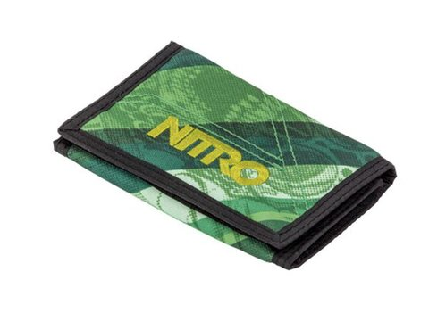 Nitro Nitro Wallet Wicked Green Portemonnee