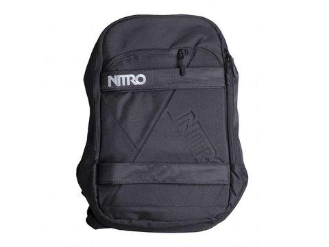 Nitro Nitro Backpack Axis Black