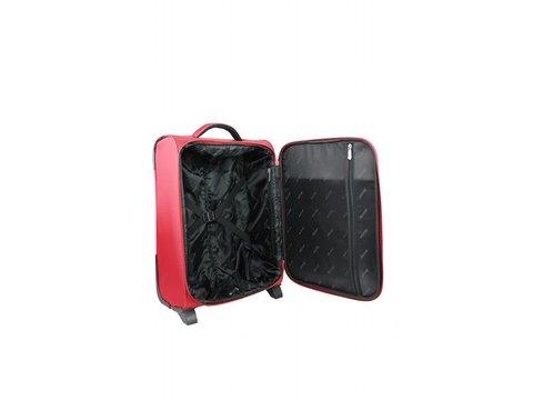 Decent Decent Super Light Handbagage Trolley Rood