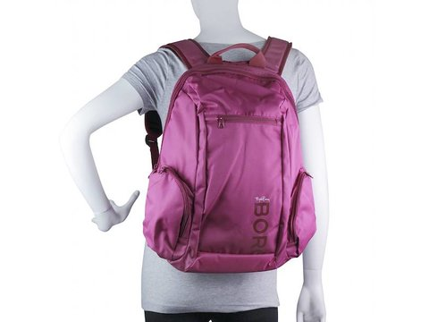 Björn Borg Bj̦örn Borg Wedge Backpack (Cranberry)