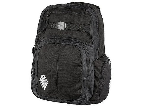 Nitro Nitro Backpack Hero Black