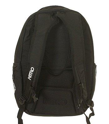 Nitro Nitro Backpack Hero Black