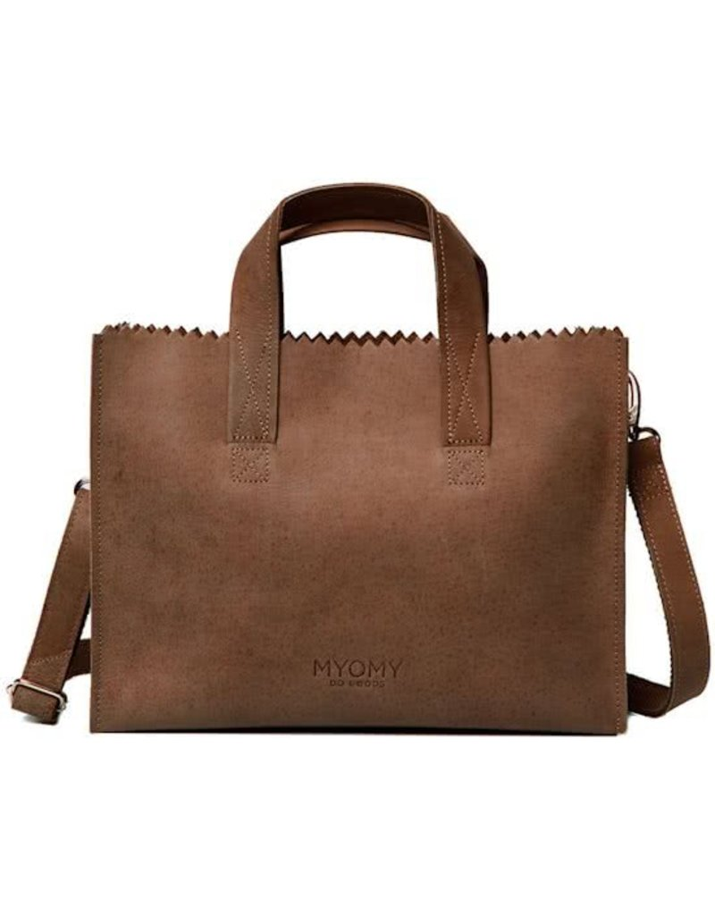 MYOMY MY PAPER BAG Handbag cross-body - original