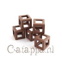 Keramische garnalen kubus