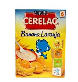 Cerelac banaan en sinaasappel