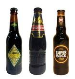 Bierpakket donker bier