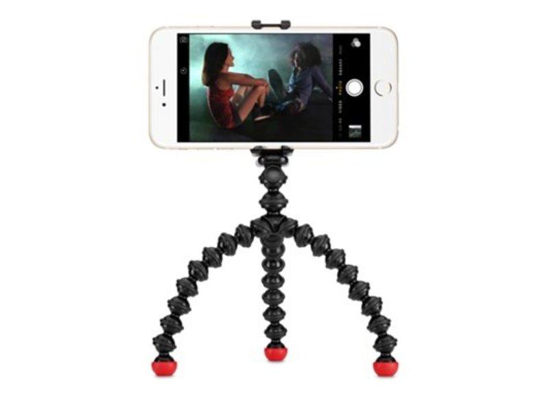 JOBY GripTight GorillaPod Magnethalterung XL und Stativ für das iPhone