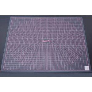 Teigmatte antihaft, 63x62cm