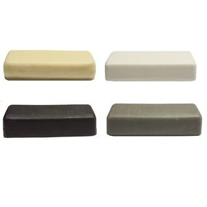 Marzipan - Blanc, White, Black and Grey 4 x 250g