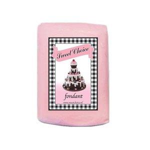 Fondant pastel pink 150g