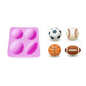 Fussbal Basketbal Rugby Baseball