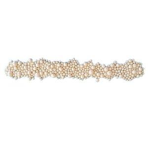 Perlen Trosse 16,5x5cm
