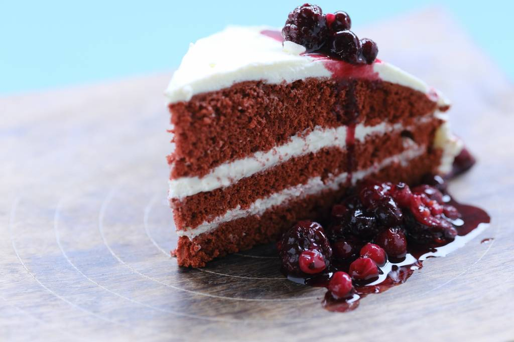 Delicious Red Velvet Cake!
