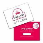 Sweet Choice Gift Card five euro