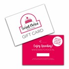 Sweet Choice Gift Card vijf euro