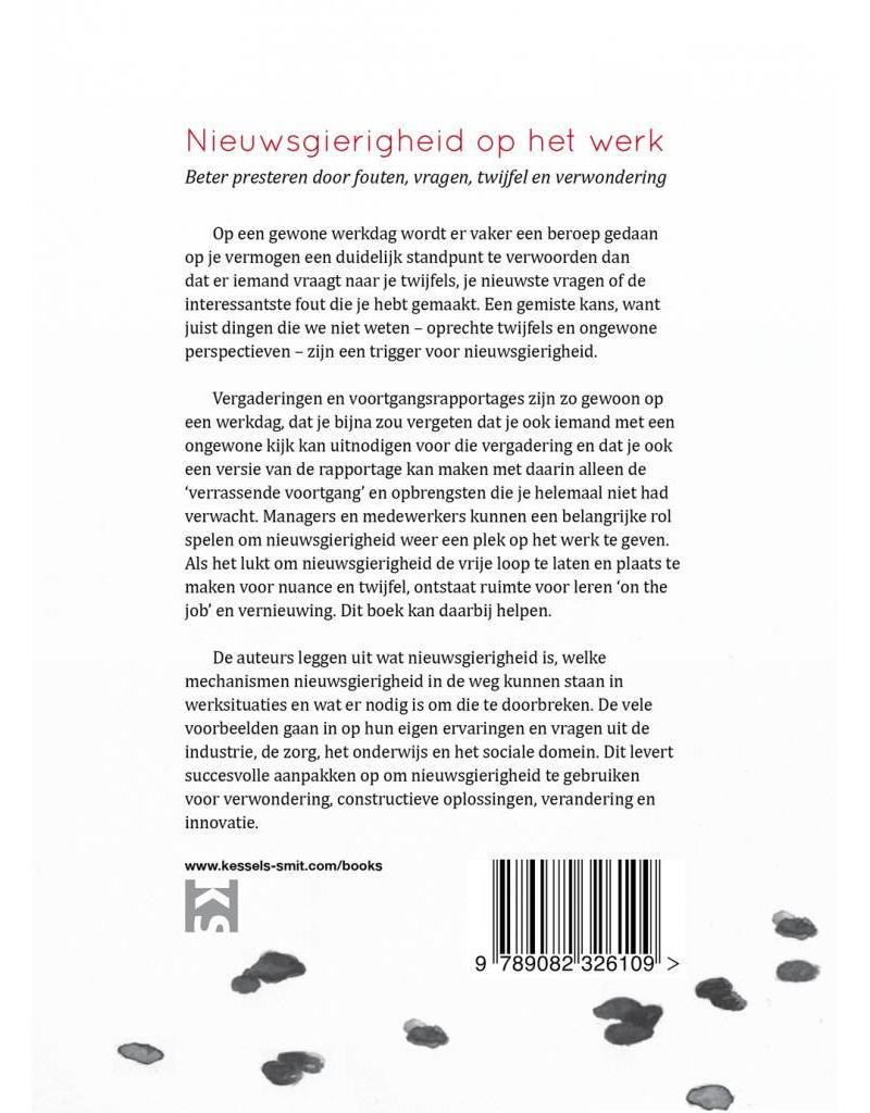 Nieuwsgierigheid op het werk. Suzanne Verdonschot & Mara Spruyt