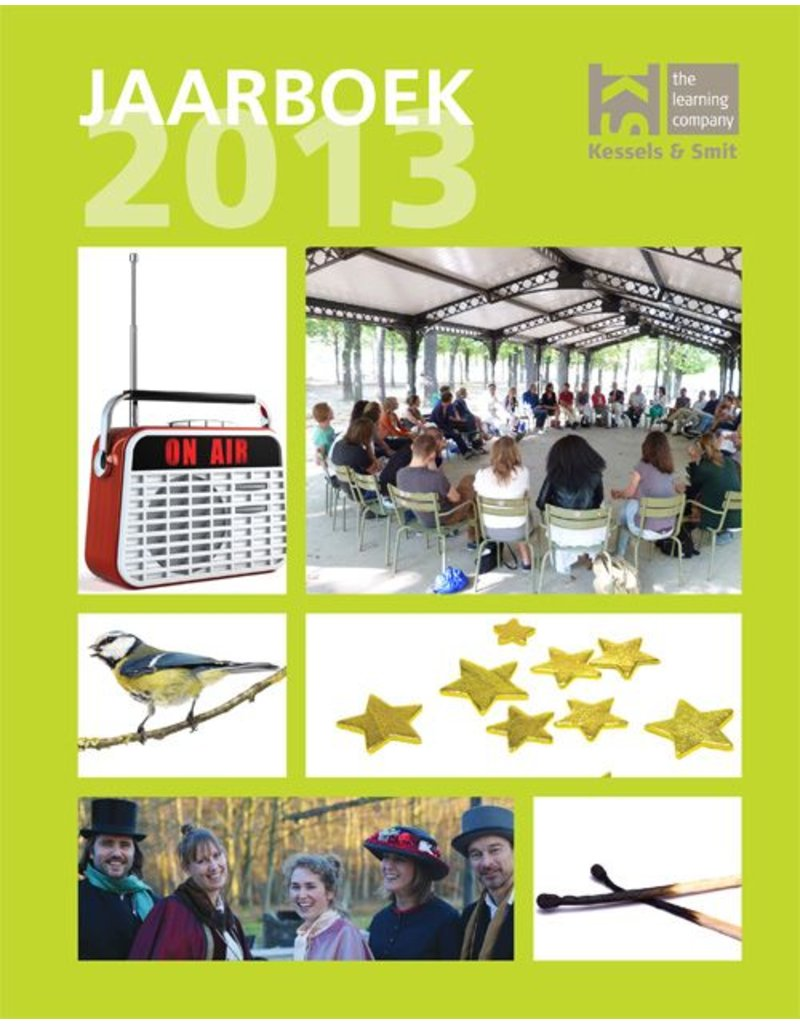 Jaarboek 2013 (in dutch)