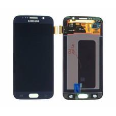 Samsung Galaxy S6 (G920F) Black LCD Service Pack / GH97-17260A
