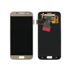 Samsung Galaxy S7 (G930F) Gold LCD Service Pack / GH97-18523C