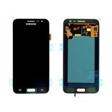 Samsung Galaxy J3 2016 (J320F) Zwart LCD Service Pack / GH97-18414C