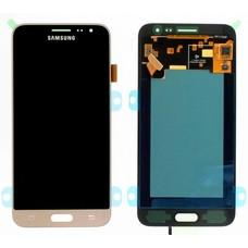 Samsung Galaxy J3 2016 (J320F) Gold LCD Service Pack / GH97-18414B
