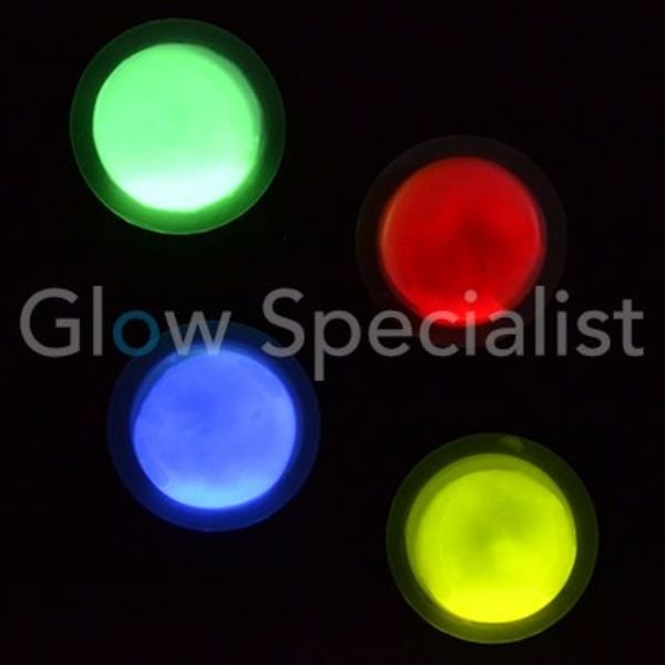 GLOW BUTTON - ROND