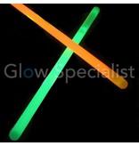 """- Glow Specialist GLOWSTICK 12"""" - 30 CM X 2 CM - 5 STUKS"""
