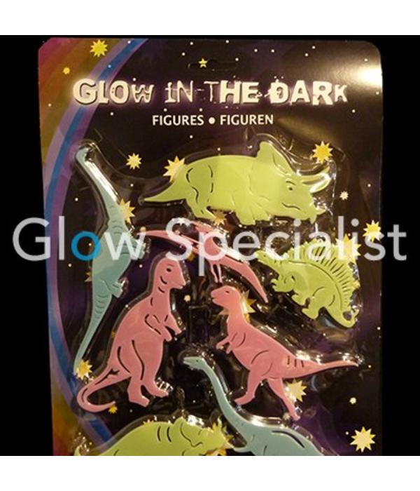 Glow in the dark Figures - various models