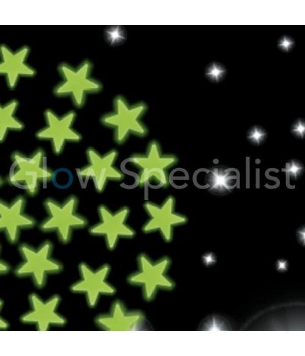 GLOW IN THE DARK STARS - 102 PIECES
